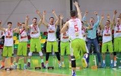 """Krepšinio visuomenė puikiai įvertino pirmą sykį organizuotą MKL """"Olimpinės taurės"""" turnyrą"""