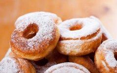 Purios spurgos vos iš 2 ingredientų!