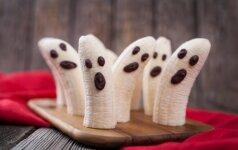 Sveiki užkandžiai Helovinui – per 10 minučių