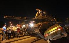 Turkija sulaikė aukšto rango F. Guleno padėjėją