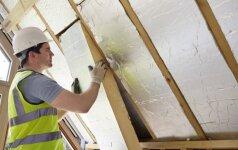 Kodėl šiltinant pastatus verta pritaikyti šiuolaikinius sprendimus