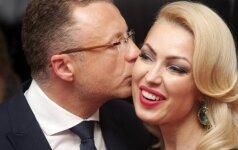 Natalija Martinavičienė ir Gediminas Juodeika