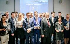 Išrinktos inovatyviausios Lietuvos įmonių paslaugos