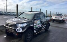 B. Vanago Toyota Hilux bolidas