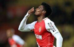 """Europoje – """"Real Betis"""" pergalė paskutinę minutę ir šeši """"Monaco"""" įvarčiai"""