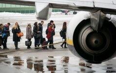 """Aštuonias valandas neveiks """"Ryanair"""" svetainė ir programėlė"""
