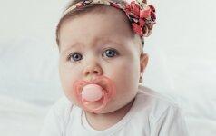 Prieštaringai vertinama priemonė kūdikiams: išsakykite savo nuomonę