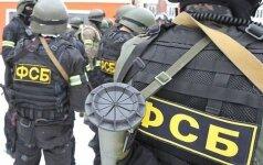 Kaliningrado srityje suimti 12 asmenų, įtariamų ryšiais su islamo ekstremistais