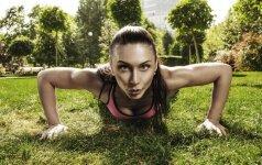 Specialistai: birželis – tinkamiausias mėnuo numesti svorį