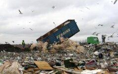 Atliekų tvarkytojai apžiojo auksinį kąsnį