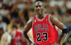 ESPN žaidėjų reitingas: pirmas – M. Jordanas, L. Jamesas – trečias