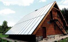 Kuomet verta namie įsirengti saulės kolektorių atsako specialistas