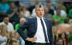 """Š. Jasikevičiui – """"Spurs"""" kvietimas prisijungti prie trenerių štabo"""