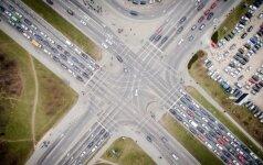 Vairuotojams raginimai būti atsargiems: šalyje – plikledis