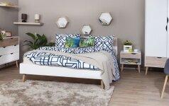 Skandinaviškas stilius – gaivus ir natūralus impulsas jūsų namams