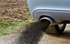 Vokietija prašo gamintojų atšaukti apie 12 mln. dyzelinių automobilių