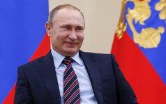 V. Putinas pasirengęs pagalvoti apie nepriklausomo prokuroro instituciją, nors nelabai supranta, kas tai