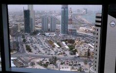 """Irano diplomatai dėl """"teroristinės"""" kuopelės ryšių išvaromi iš Kuveito"""