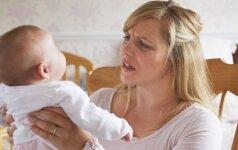 Sukrėsto vaiko sindromas: ką turime žinoti kiekvienas