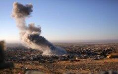 Irake kurdų regione per gaisrą viešbutyje žuvo 17 žmonių