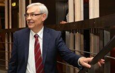 Naujos Z. Balčyčio pareigos sukėlė abejonių: europarlamentaro mandato atsisakyti jis nebeskuba