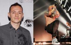 """""""Linkin Park"""" vokalistas rastas negyvas savo namuose"""