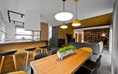 Dviejų dizainerių diskusija: koks turi būti interjeras, kurį kuriame sau