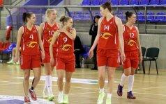 """Lietuvos moterų krepšinio lygoje """"Sūduva"""" Klaipėdoje įveikė """"Fortūną"""""""