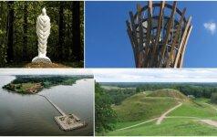 TOP 10 vietų, ką privalai aplankyti velykinį savaitgalį