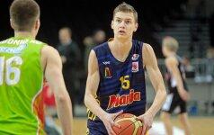 MKL finalo ketvertas – paskutinė repeticija prieš 16-mečių Europos čempionatą Lietuvoje