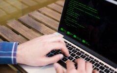 Apklausa: pirmą kartą bijoma kibernetinių atakų