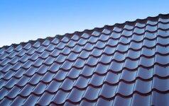 Kada už stogą permokama du kartus?