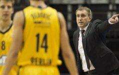 Čekijos krepšinio taurę iškovojo K. Kemzūros auklėtiniai