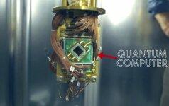 Kvantinis kompiuteris