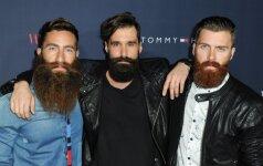 Vienišoms lietuvėms barzdoti vyrai nepatinka