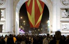 Anuliuotas sprendimas paleisti Makedonijos parlamentą