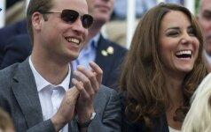 Iki ašarų jautru: pirmosios bendros abiejų Kates Middleton vaikų nuotraukos FOTO