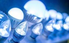 Elektros lempučių ABC: ko nepirkti