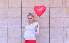 Skelbia 100 nėščiųjų paiešką, kurias pakvies į išskirtinę fotosesiją