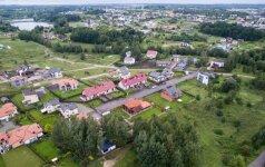 Vilniuje: mažesnių ir pigesnių namų statybų bumas