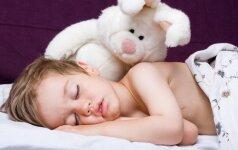 Stuburui gali pakenkti ir netaisyklingas gulėjimas ant pagalvės