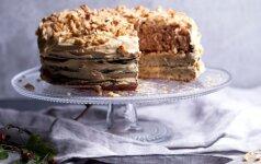 Paskutinės minutės idėja: šventinio pyrago paslaptys ir 1 tobulas receptas