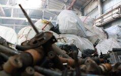 """Atliekų tvarkymo procesą """"vairuoja"""" ne politikai"""