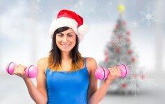 Moteris, kuri buvo stambesnė už didelę Kalėdų eglę, neįtikėtinai sulieknėjo - 60 kg