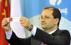 """""""FIBA Europe"""" organizacija gali atsiskirti nuo FIBA"""