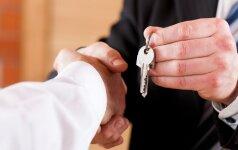 Butas iš bankroto administratoriaus rankų: ar saugu?