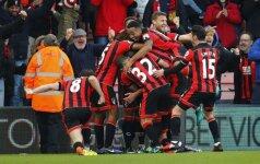 AFC Bournemouth futbolininkų triumfas