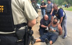Misisipės valstijoje 8 žmones nušovęs vyras sako nebenorįs gyventi