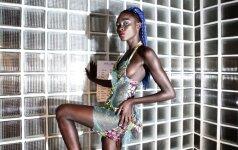 Egzotiškos Senegalo moterys atskleidė savo grožį (FOTO)