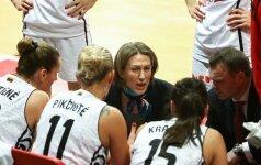 Antras Baltijos moterų krepšinio lygos čempionato etapas prasidės Vilniuje